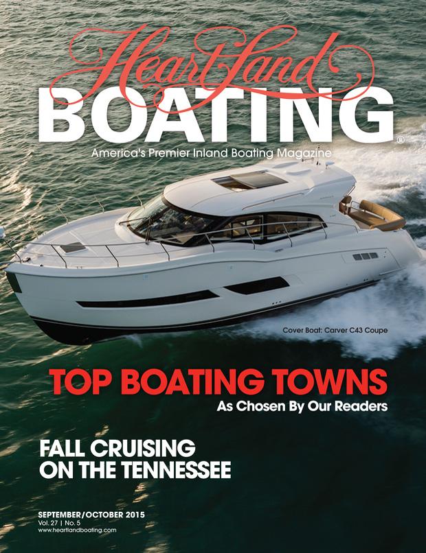 HeartLand Boating Sept/Oct 2015
