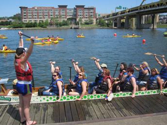 Venture Outdoors' Kayak Pittsburgh