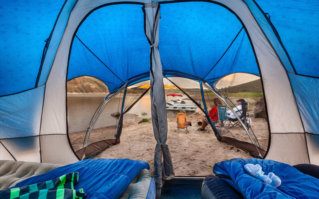 Boat Camping: Your Own Slice of Heaven
