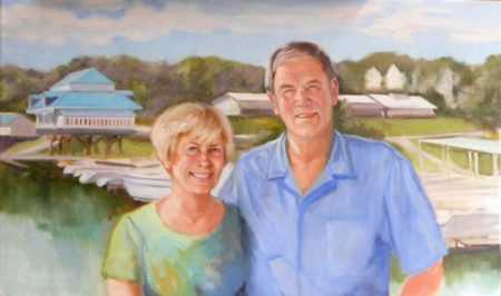 Bill and Bette Gary