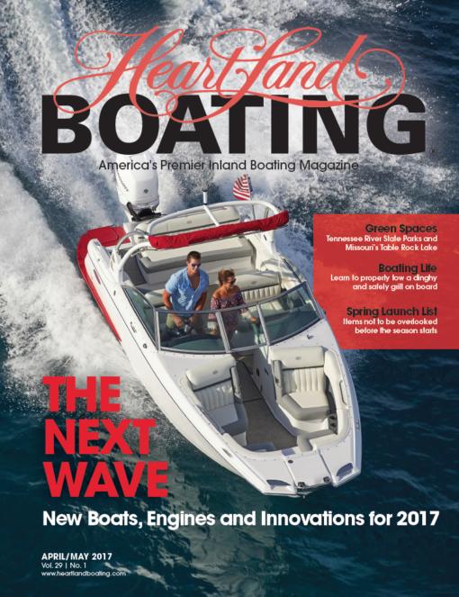 HeartLand Boating Magazine April/May 2017