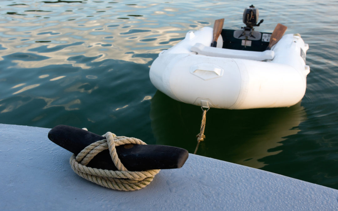 Towing a Dinghy Done Right