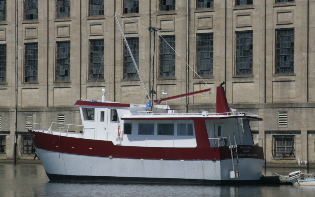 A 12-Year Boat Building Odyssey