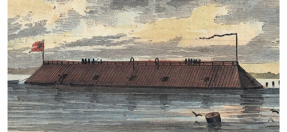 Corps to Raise Confederate Vessel