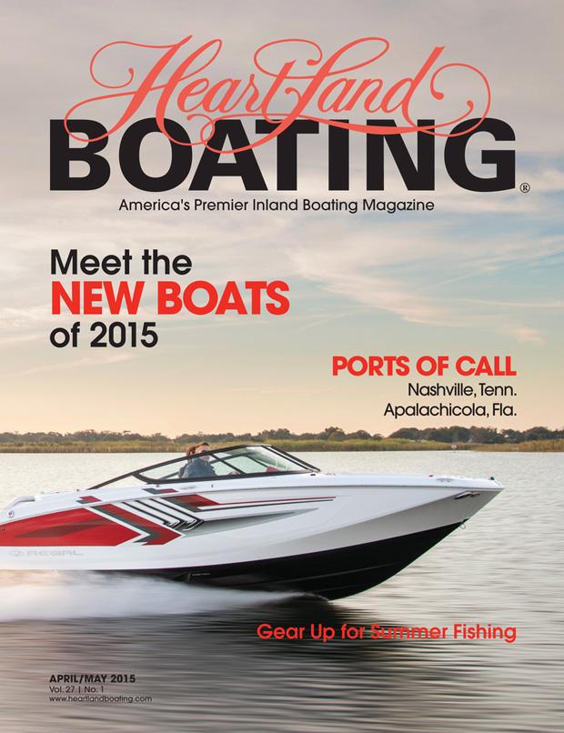 HeartLand Boating April/May 2015