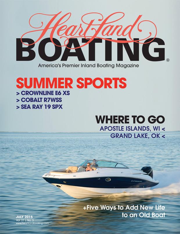 HeartLand Boating July 2015