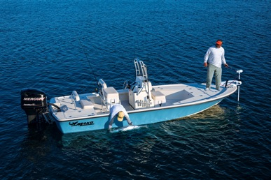 Angler 39 s choice quimby 39 s cruising guide for Inshore fishing boats