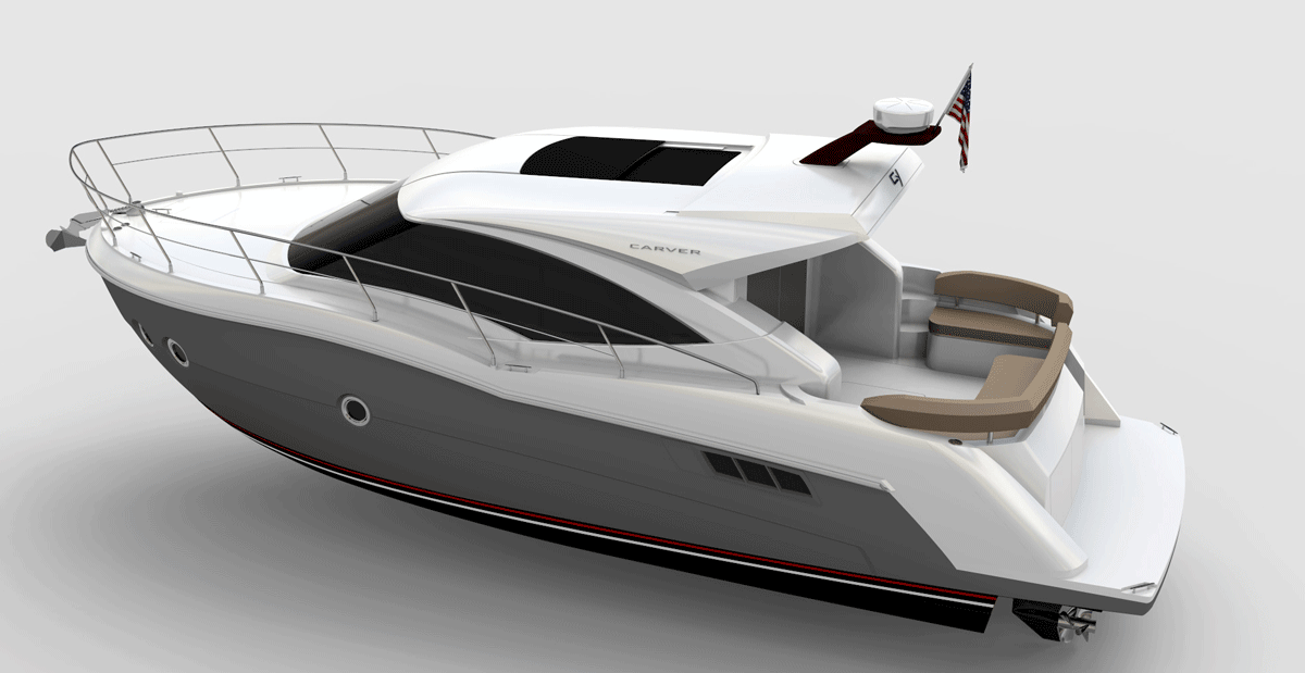 Carver Yachts C37