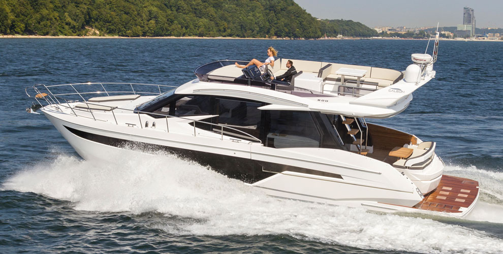 MarineMax Brings Galeon Yachts to U.S.