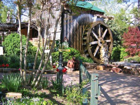Pattis paddlewheel
