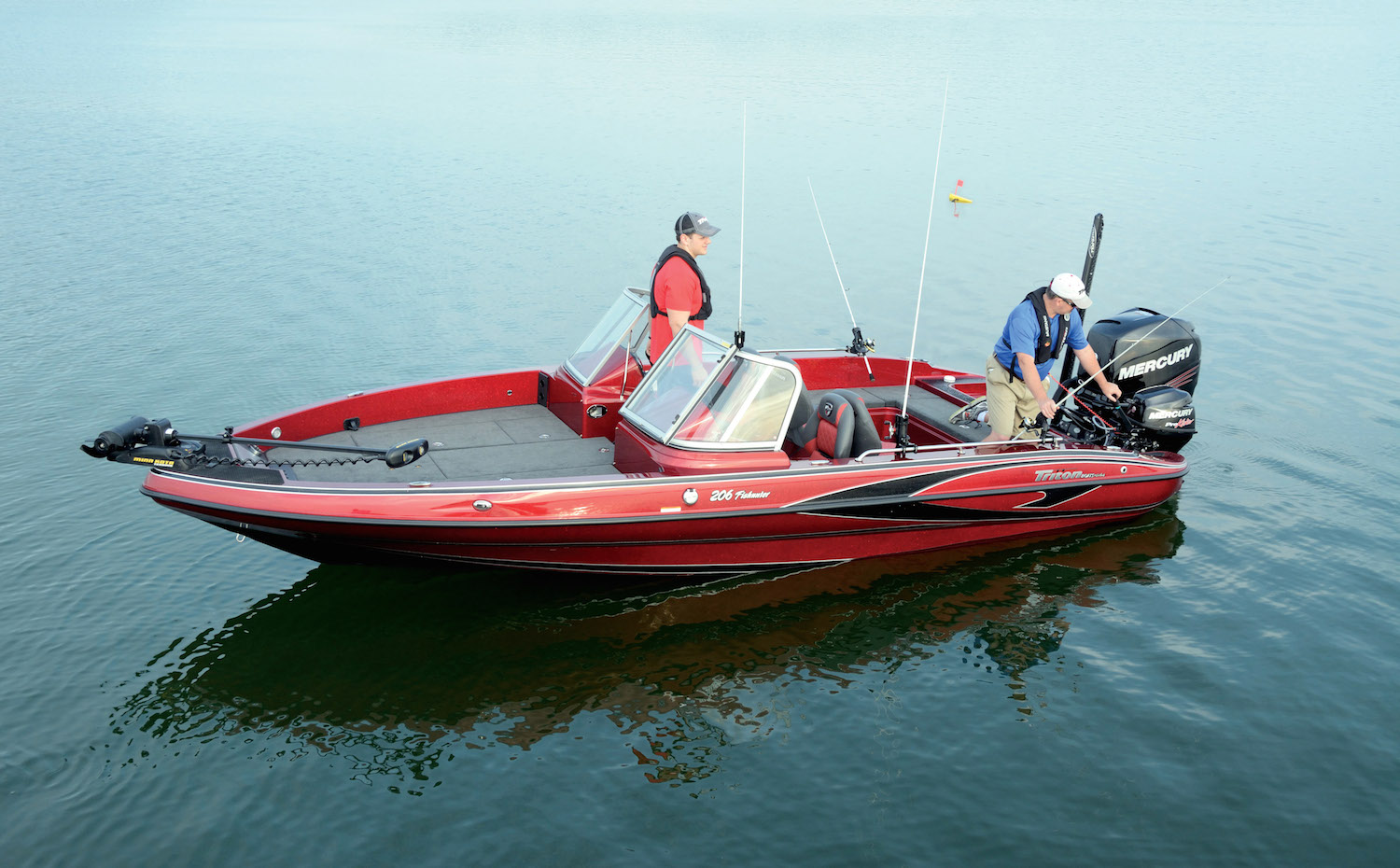 Triton 206 Fishunter
