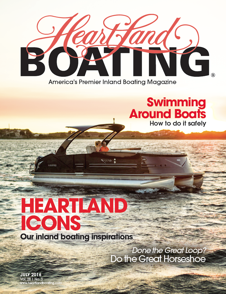 Heartland Boating July 2016