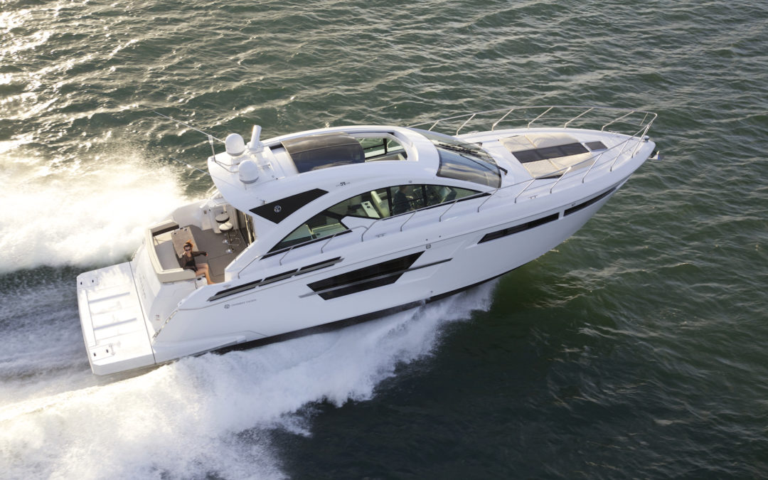 Tested: Cruisers 54 Cantius