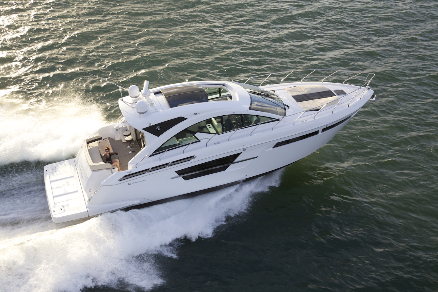 Crusiers Yachts 54 Cantius