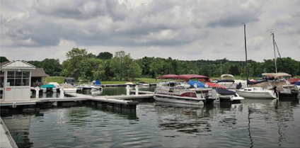 Caesar Creek Marina Opens in Ohio