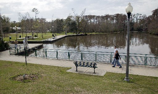 Louisiana City Using BIG Grant for Marina