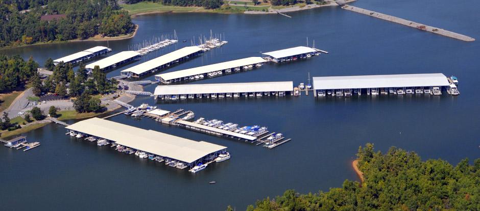 Suntex Acquires Kentucky Dam Marina