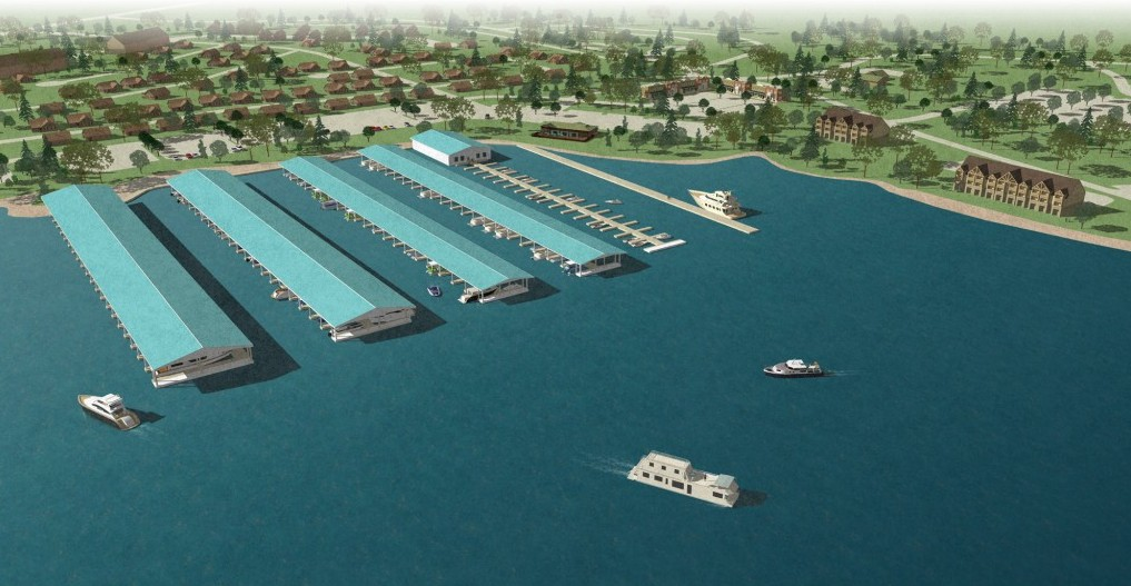 Tennessee Marina Anticipates Summer Groundbreaking