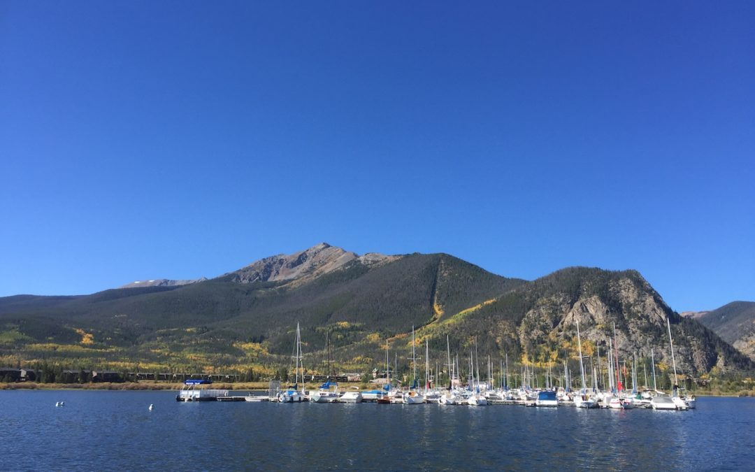 Colorado's Lake Dillon: In a League of Its Own