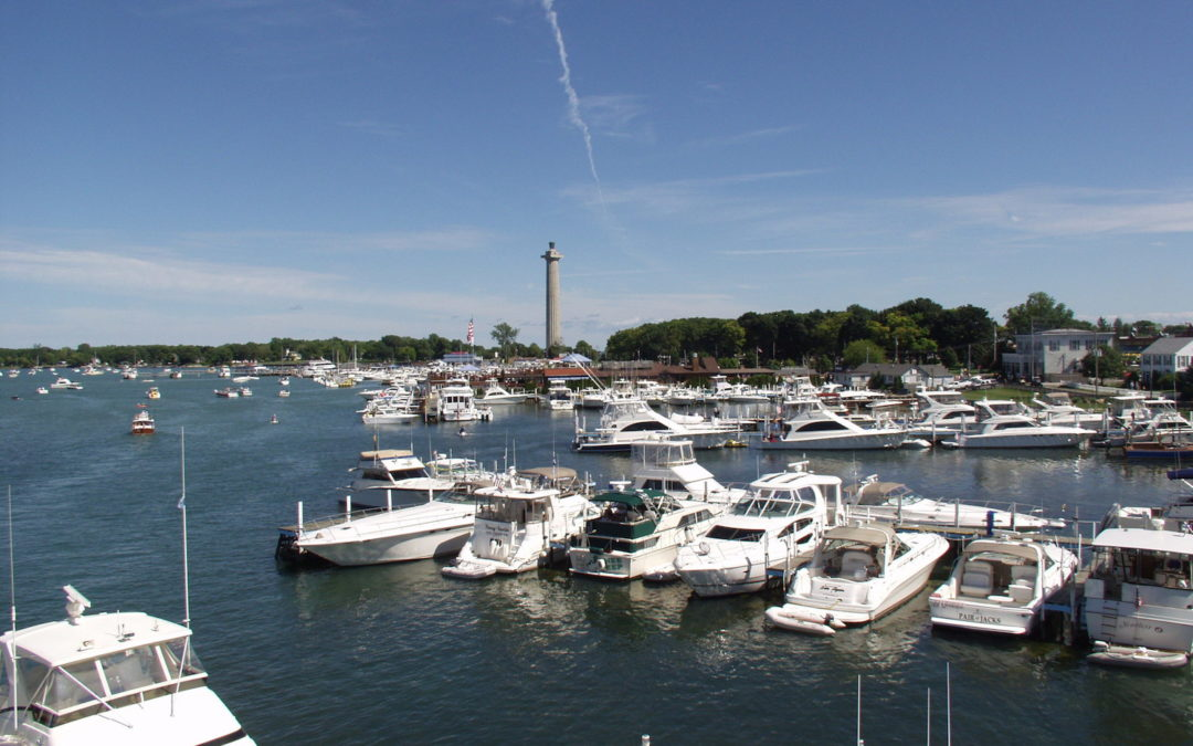 Top Boating Towns 2016