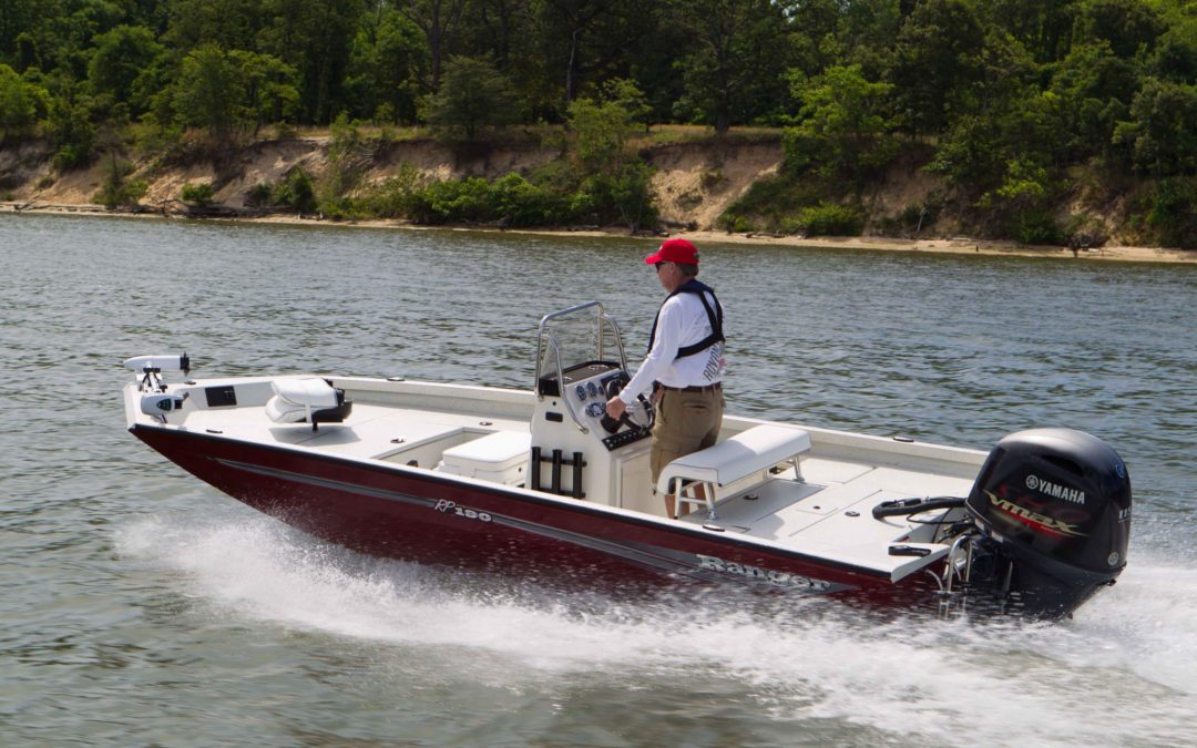 Tested ranger rp 190 quimby 39 s cruising guide for Yamaha vmax outboard review