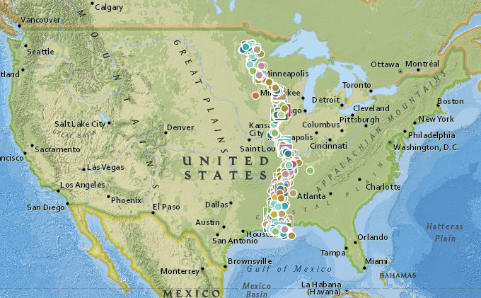 New Mississippi and Missouri River Guides Launched