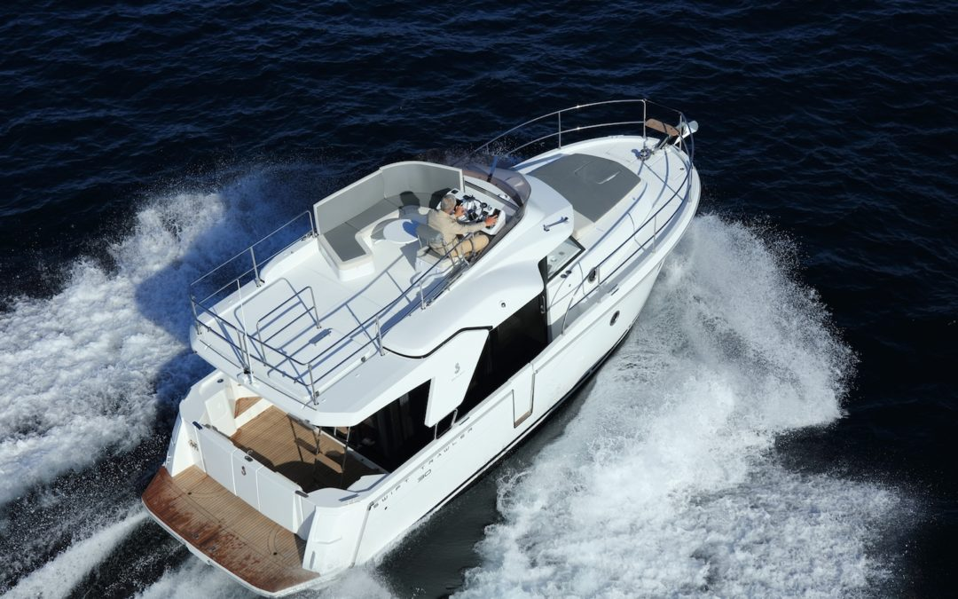 Tested: Beneteau Swift 30 Trawler
