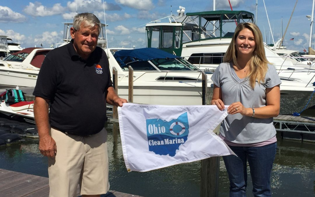 Ohio Clean Marinas Recognizes New and Recertified Marinas