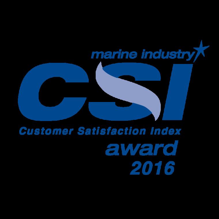2016 Marine Industry Customer Satisfaction Index Awards