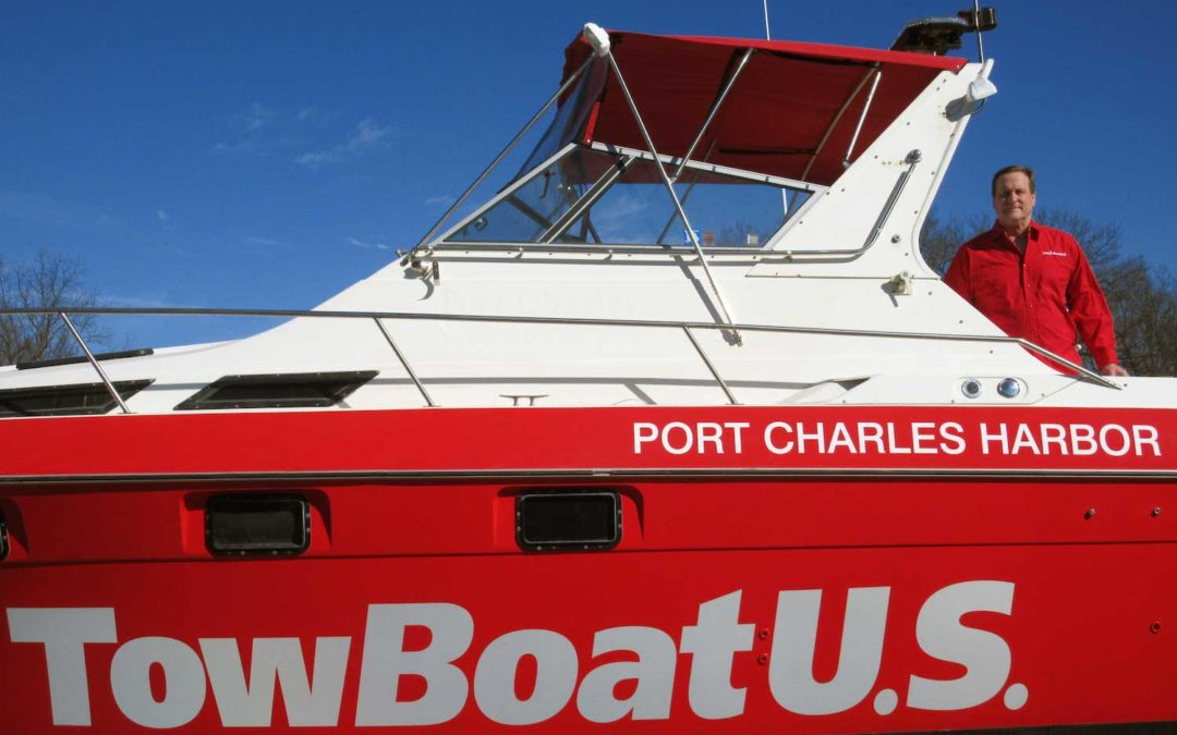 TowBoatUS St. Charles Has New Owner and Home Base