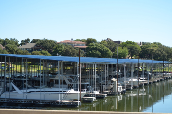 Suntex Renovating Three Marinas on Eagle Mountain Lake