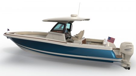 Chris-Craft Catalina 30 Pilothouse