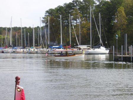 Pickwick Landing State Park Marina
