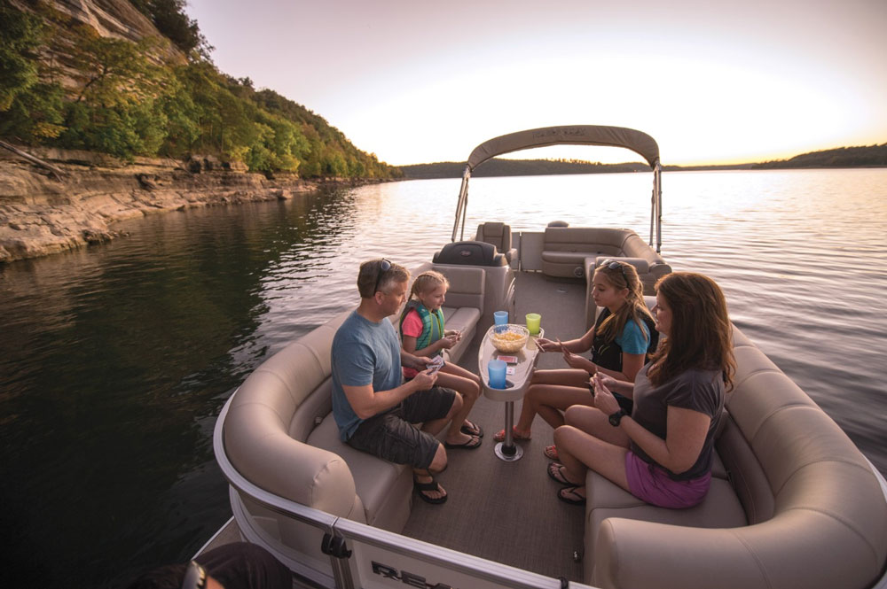 Ranger Boats Launches Pontoon Line