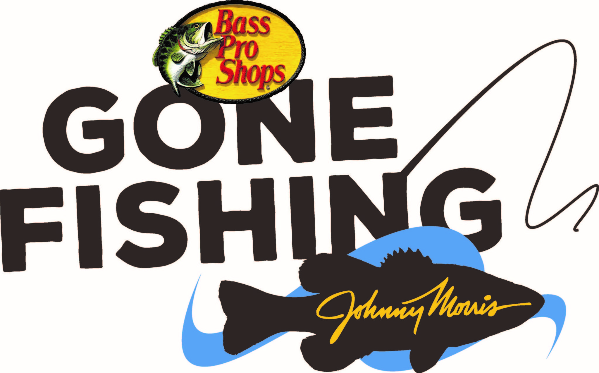 Gone Fishing with Johnny Morris logo