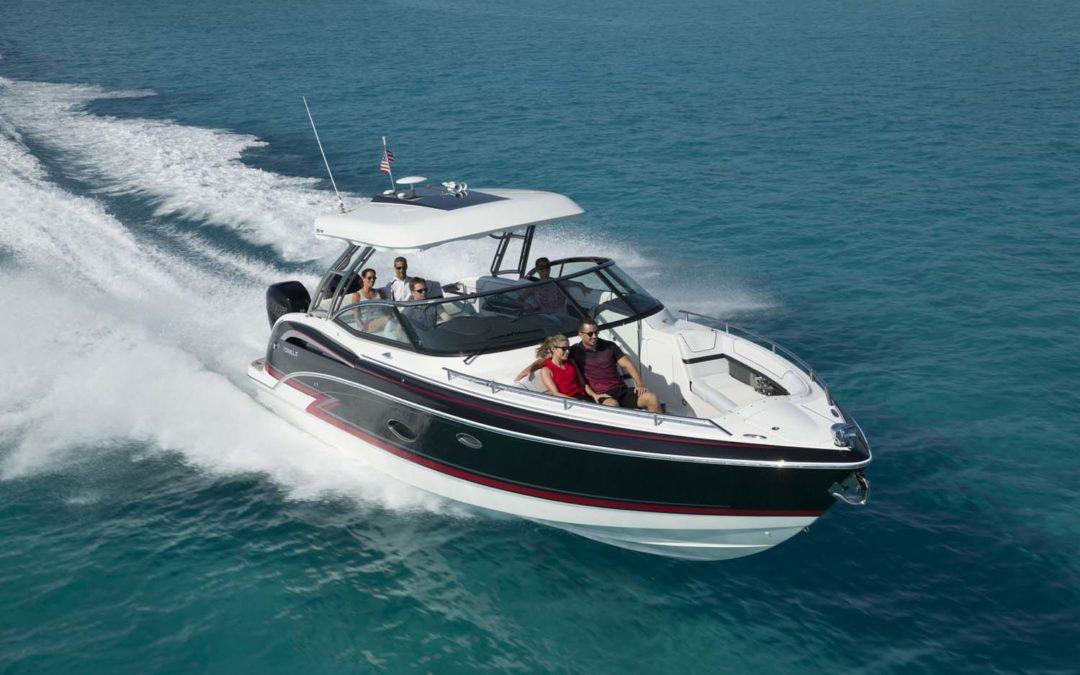Tested: Formula 350 CBR Outboard