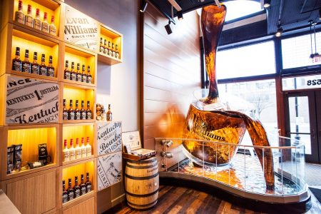 Evan Williams Bourbon Experience in Louisville, Ky