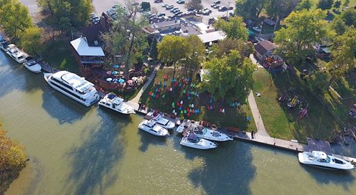 Booze Cruise: Bars Along the Inland Waterways