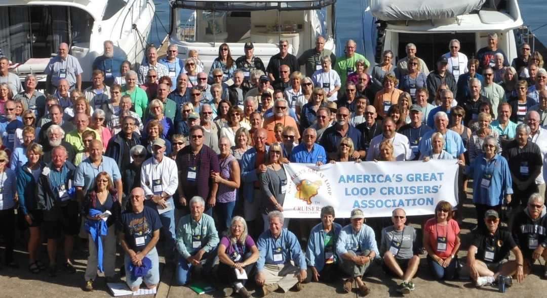 America's Great Loop Cruisers' Association Announces Looper-Palooza