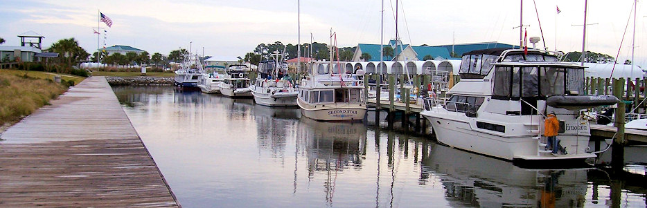 Profile: Port St. Joe Marina