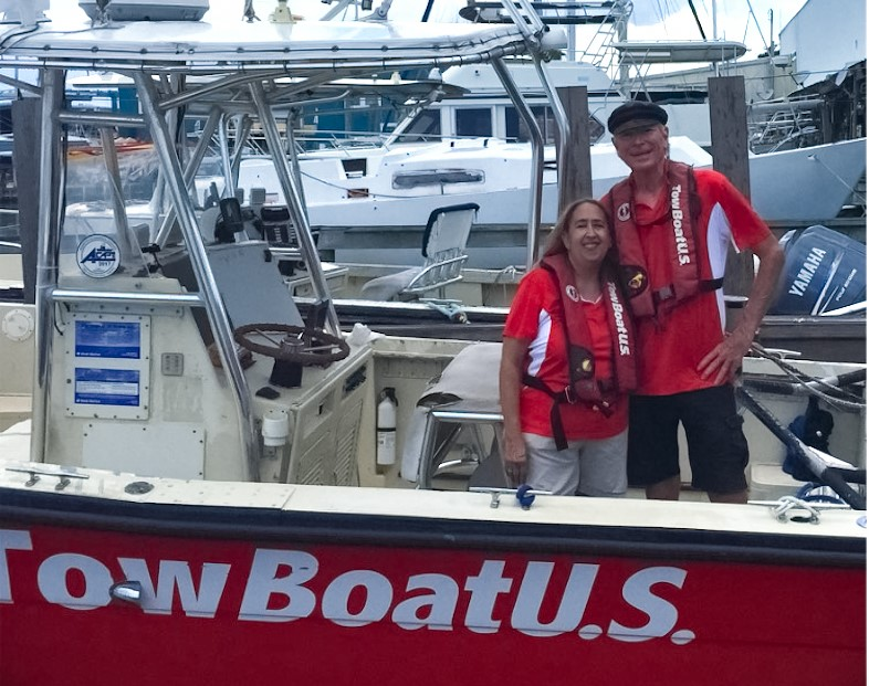 'Captain Pip' Becomes New Owner of TowBoatUS Clear Lake