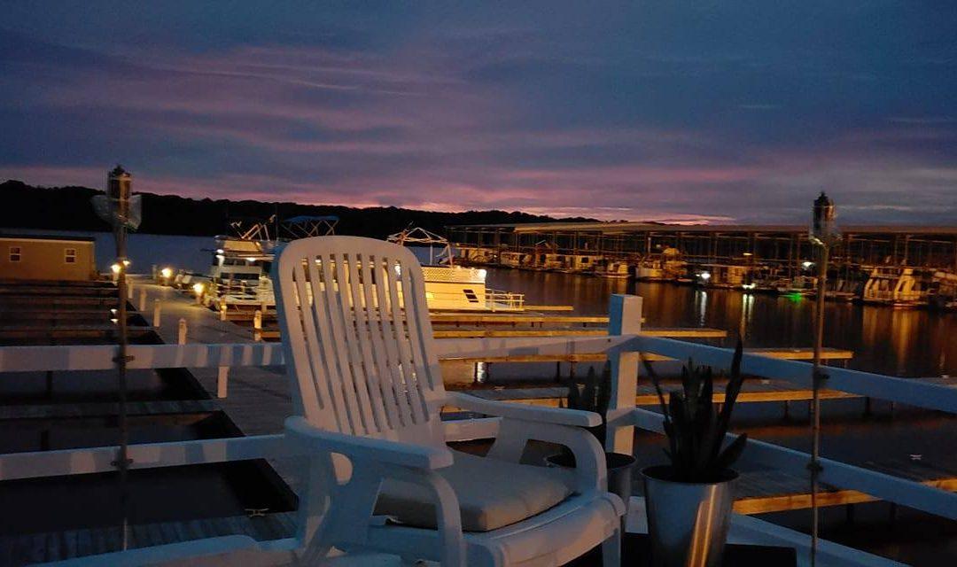 Midway Marina Updates Restaurant